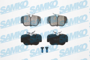 Спирачни накладки SAMKO - 5SP302