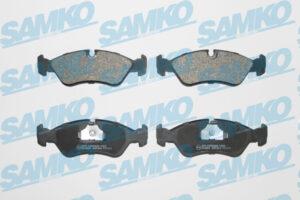 Спирачни накладки SAMKO - 5SP304