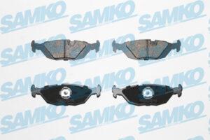 Спирачни накладки SAMKO - 5SP306