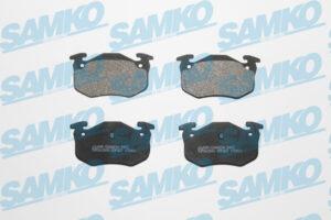 Спирачни накладки SAMKO - 5SP307