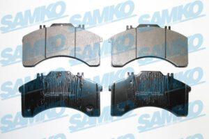 Спирачни накладки SAMKO - 5SP309
