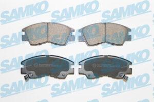Спирачни накладки SAMKO - 5SP315