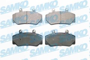 Спирачни накладки SAMKO - 5SP318