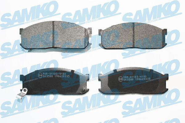 Спирачни накладки - 5SP335