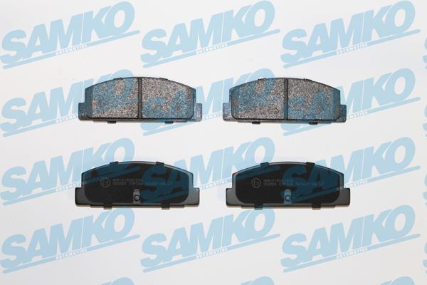 Спирачни накладки - 5SP336