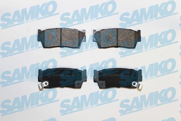 Спирачни накладки - 5SP342
