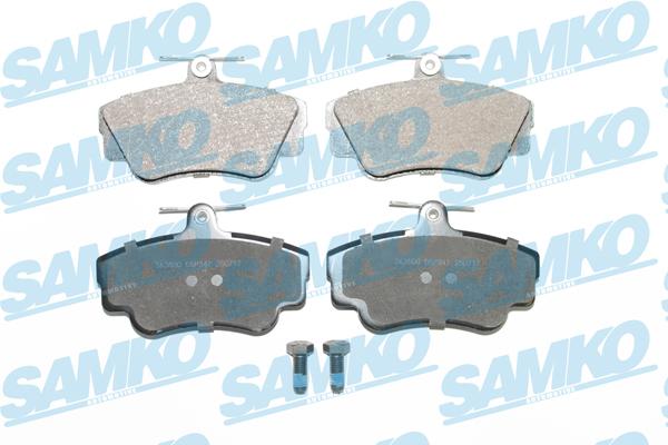 Спирачни накладки SAMKO - 5SP347