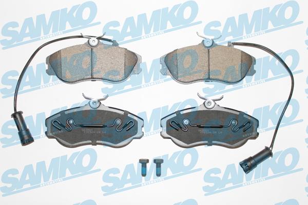 Спирачни накладки - 5SP350