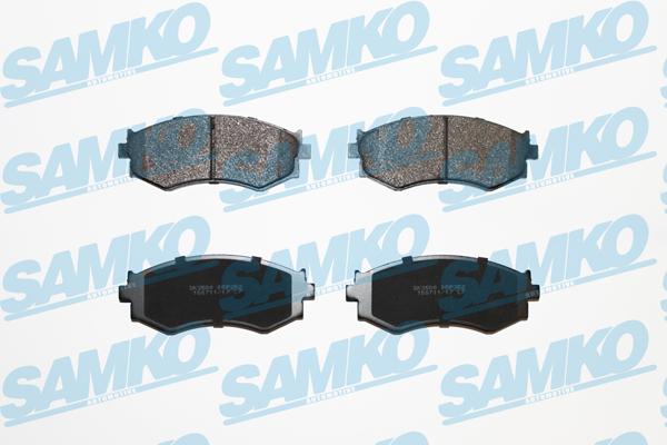 Спирачни накладки SAMKO - 5SP352