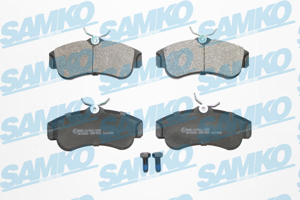 Спирачни накладки - 5SP355