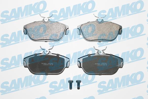 Спирачни накладки SAMKO - 5SP382