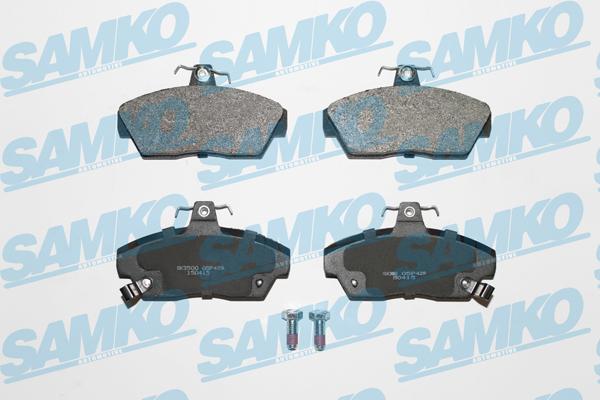 Спирачни накладки SAMKO - 5SP429