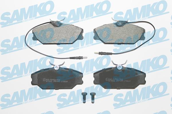 Спирачни накладки SAMKO -5SP445