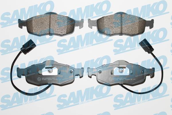 Спирачни накладки SAMKO -5SP461