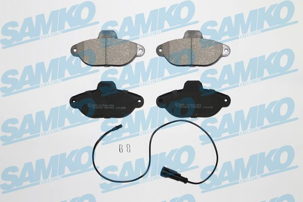 Спирачни накладки SAMKO -5SP462