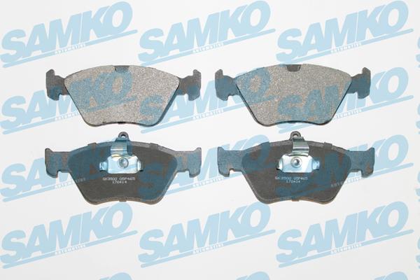 Спирачни накладки SAMKO -5SP465