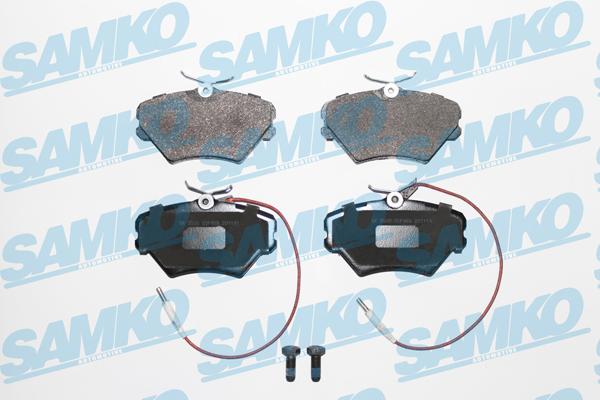 Спирачни накладки SAMKO -5SP469