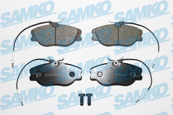 Спирачни накладки SAMKO 5SP498