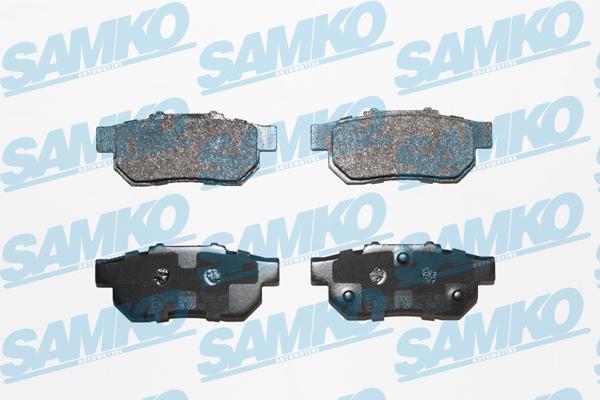 Спирачни накладки SAMKO -SP505