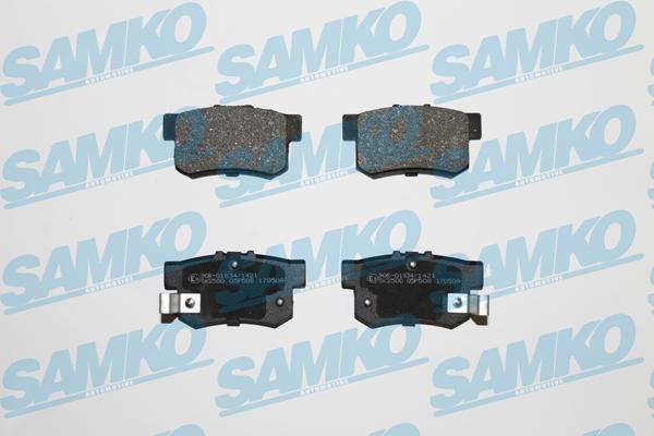 Спирачни накладки SAMKO -5SP508