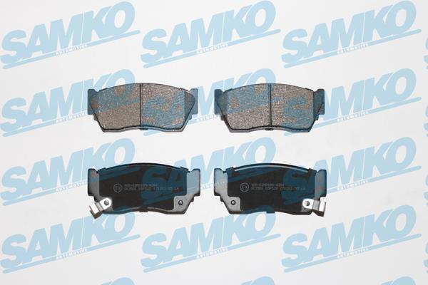 Спирачни накладки SAMKO -5SP520