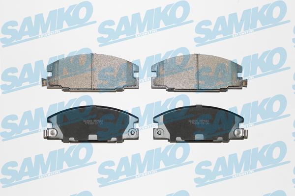 Спирачни накладки SAMKO 5SP544