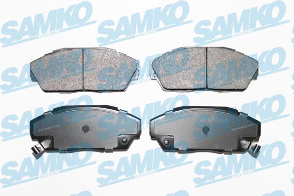 Спирачни накладки SAMKO 5SP555