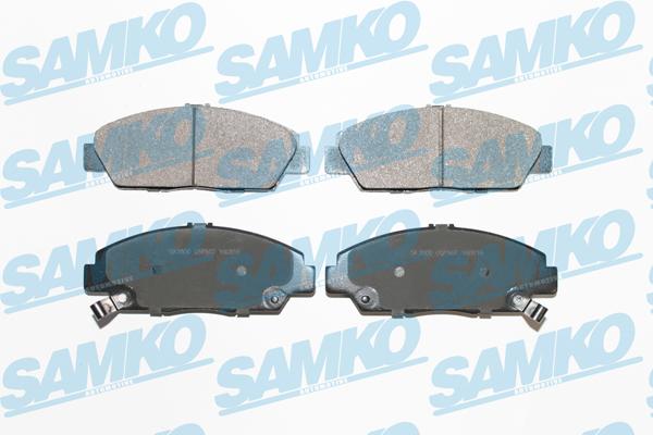 Спирачни накладки SAMKO 5SP567