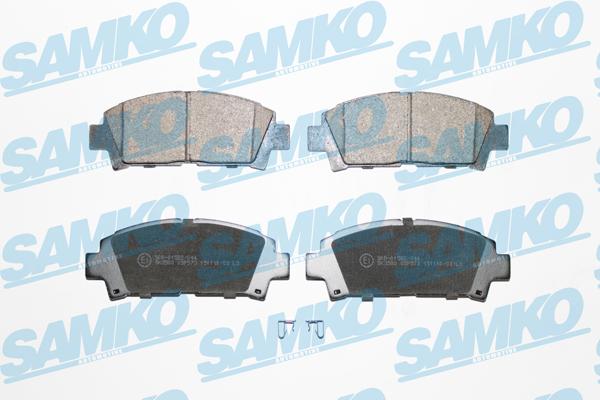 Спирачни накладки SAMKO -5SP573