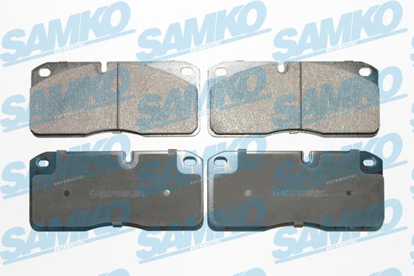 Спирачни накладки SAMKO -5SP586