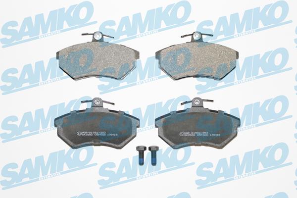 Спирачни накладки 5SP600