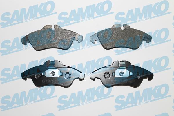 Спирачни накладки SAMKO -5SP608