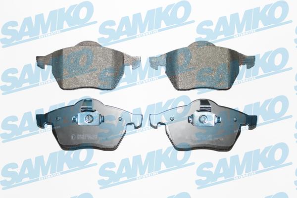 Спирачни накладки SAMKO -5SP635