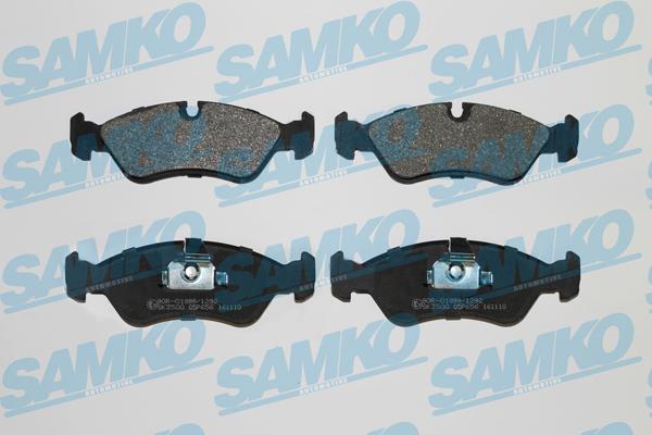 Спирачни накладки 5SP656
