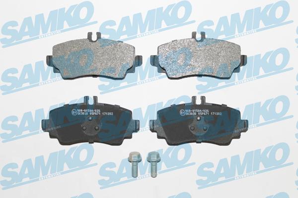 Спирачни накладки SAMKO -5SP671