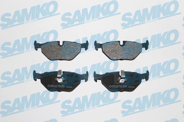 Спирачни накладки SAMKO -5SP675