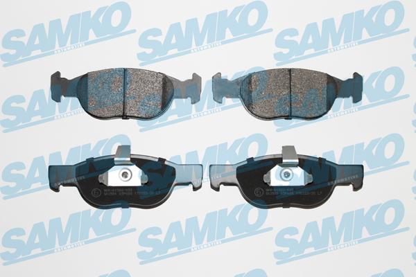 Спирачни накладки SAMKO -5SP688