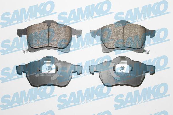 Спирачни накладки SAMKO -5SP690