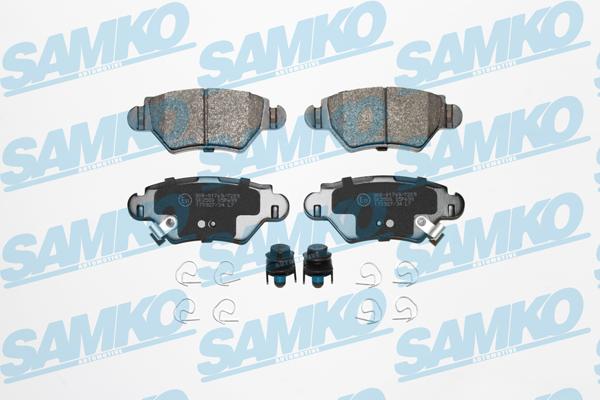 Спирачни накладки SAMKO -5SP699
