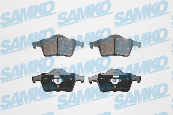 Спирачни накладки SAMKO - 5SP705