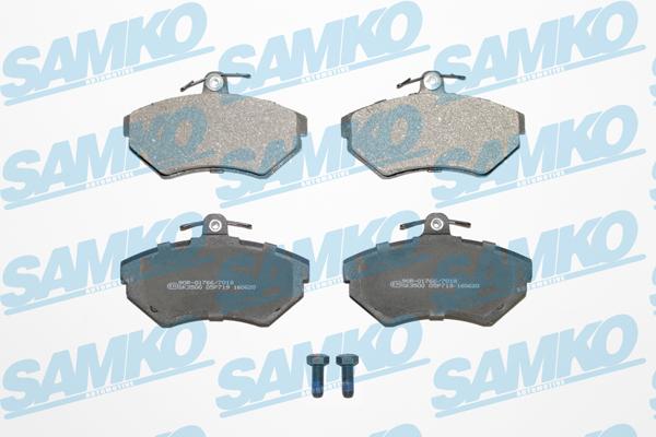 Спирачни накладки SAMKO -5SP719