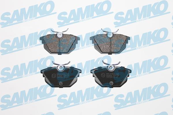 Спирачни накладки SAMKO -5SP736