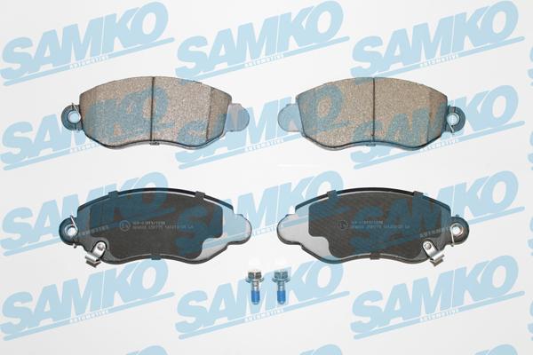 Спирачни накладки SAMKO -5SP775
