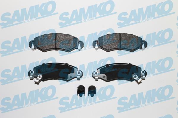 Спирачни накладки SAMKO 5SP777