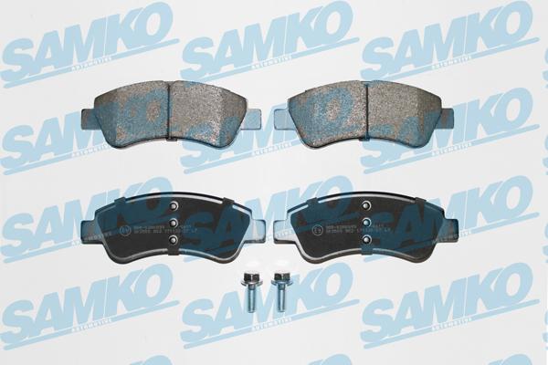 Спирачни накладки 5SP802