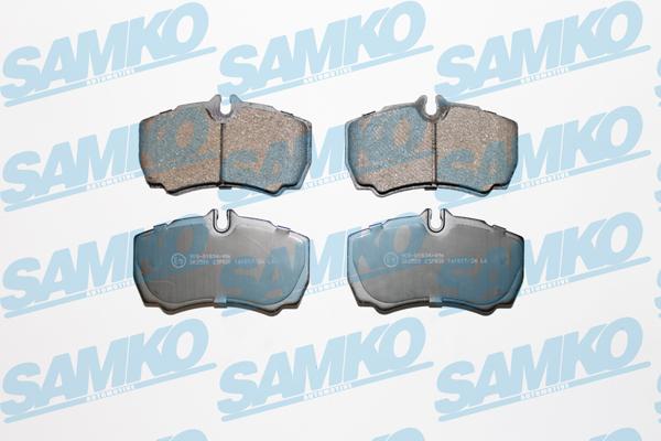 Спирачни накладки SAMKO -5SP830