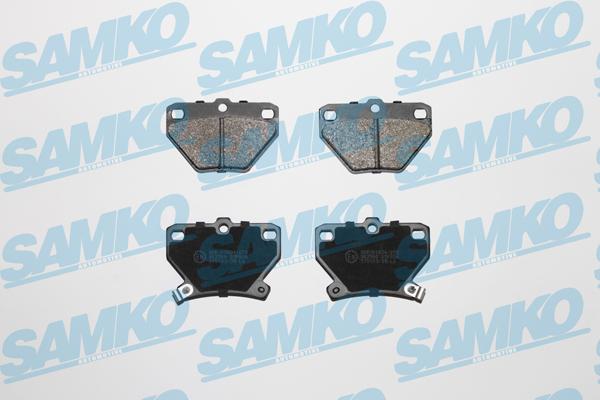 Спирачни накладки SAMKO -5SP836
