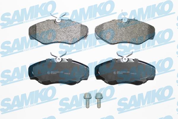 Спирачни накладки SAMKO -5SP869