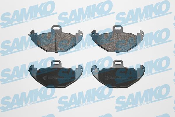 Спирачни накладки SAMKO 5SP883