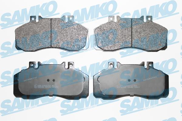 Спирачни накладки - 5SP360